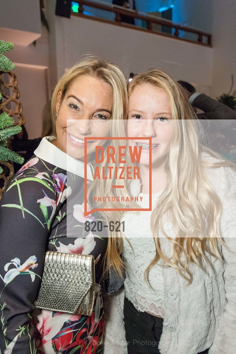 Tiffany Cummins, Brynn Cummins, Children of Shelters' Jingle and Mingle, Golden Gate Club. 135 Fisher Loop, December 3rd, 2015,Drew Altizer, Drew Altizer Photography, full-service agency, private events, San Francisco photographer, photographer california
