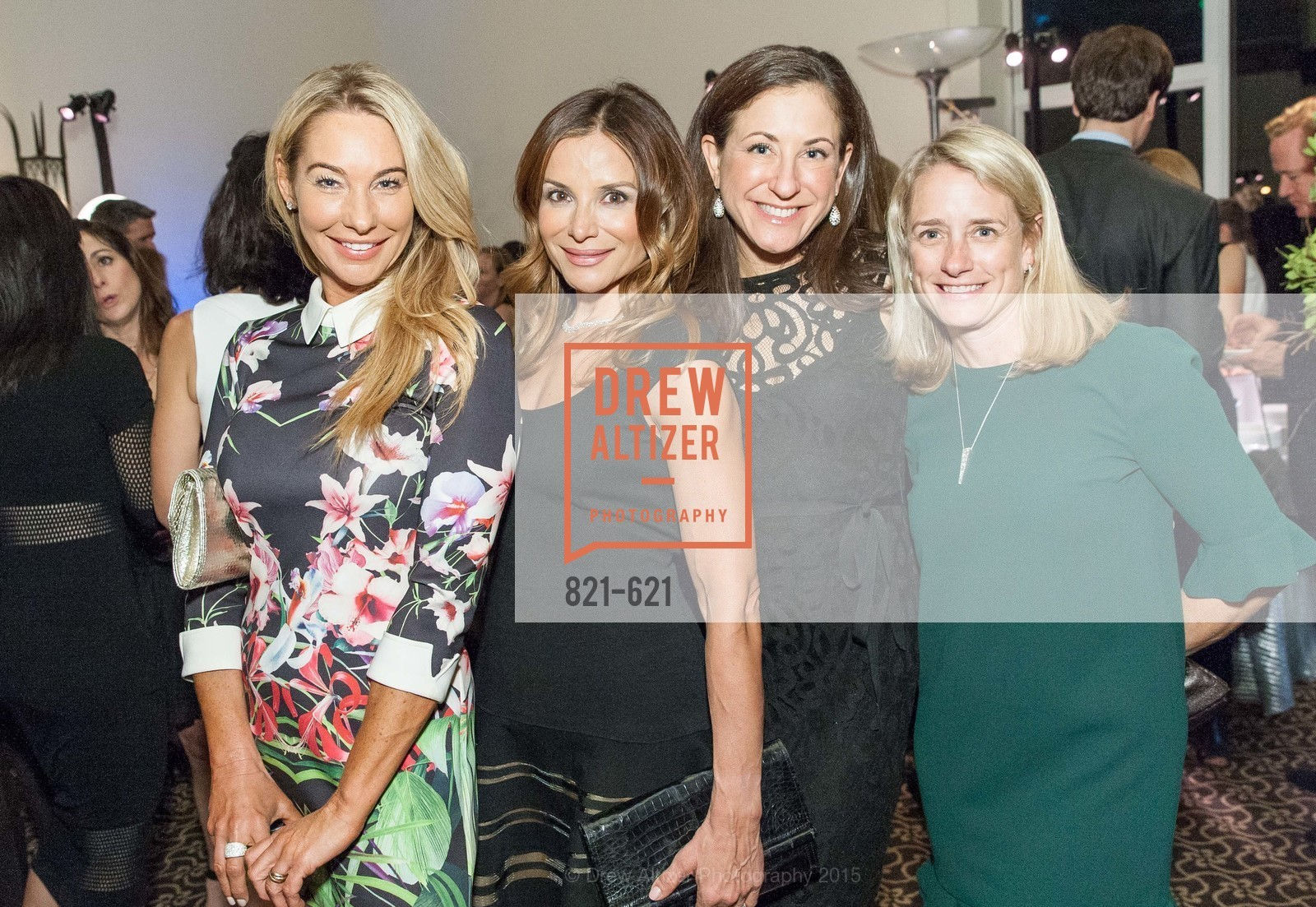 Tiffany Cummins, Claudia Ross, Victoria Dade, Brooke Kruger, Children of Shelters' Jingle and Mingle, Golden Gate Club. 135 Fisher Loop, December 3rd, 2015,Drew Altizer, Drew Altizer Photography, full-service agency, private events, San Francisco photographer, photographer california
