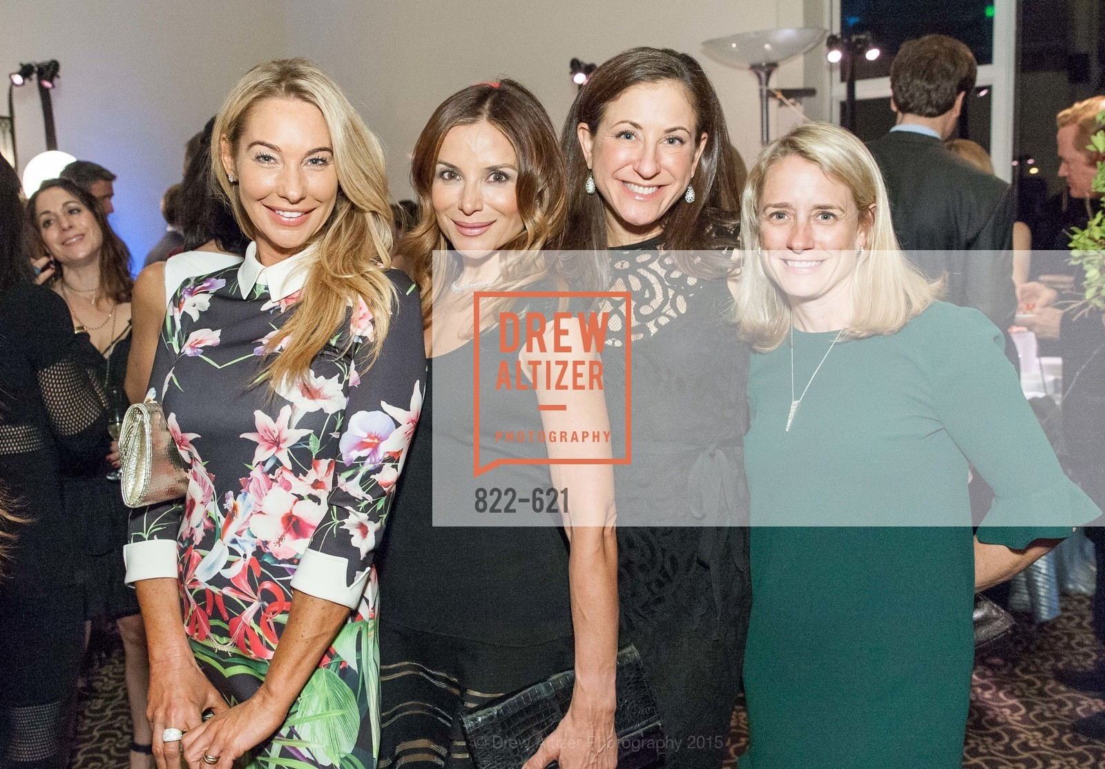 Tiffany Cummins, Claudia Ross, Victoria Dade, Brooke Kruger, Children of Shelters' Jingle and Mingle, Golden Gate Club. 135 Fisher Loop, December 3rd, 2015,Drew Altizer, Drew Altizer Photography, full-service event agency, private events, San Francisco photographer, photographer California
