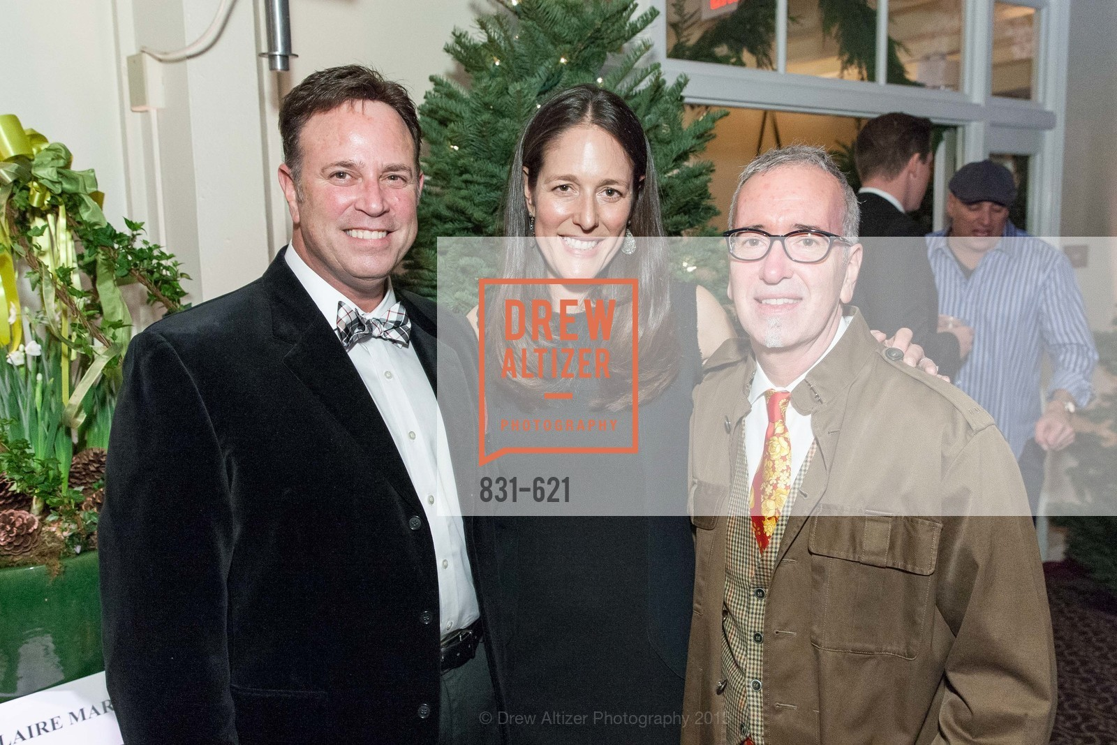 John Diquattro, Lisa Tarter, Children of Shelters' Jingle and Mingle, Golden Gate Club. 135 Fisher Loop, December 3rd, 2015,Drew Altizer, Drew Altizer Photography, full-service agency, private events, San Francisco photographer, photographer california