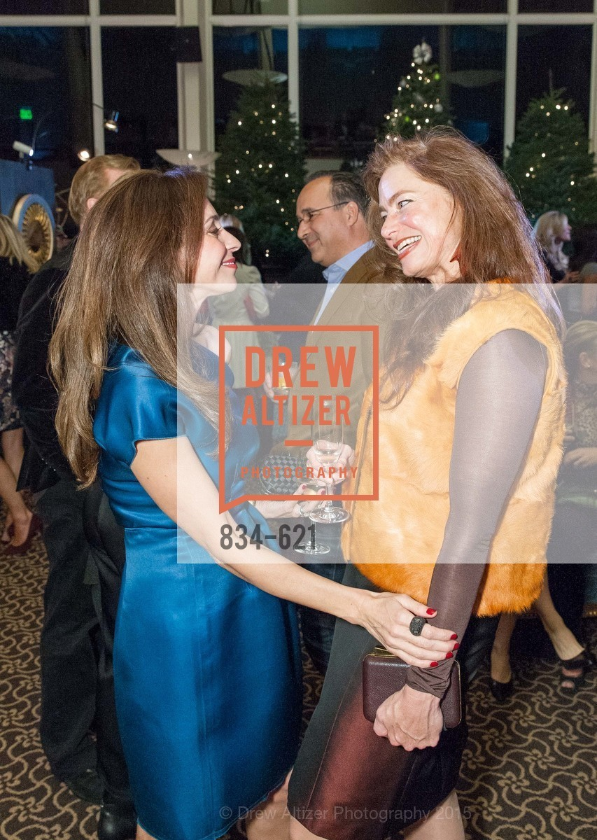 Maryam Muduroglu, Sheila Nahi, Children of Shelters' Jingle and Mingle, Golden Gate Club. 135 Fisher Loop, December 3rd, 2015,Drew Altizer, Drew Altizer Photography, full-service event agency, private events, San Francisco photographer, photographer California