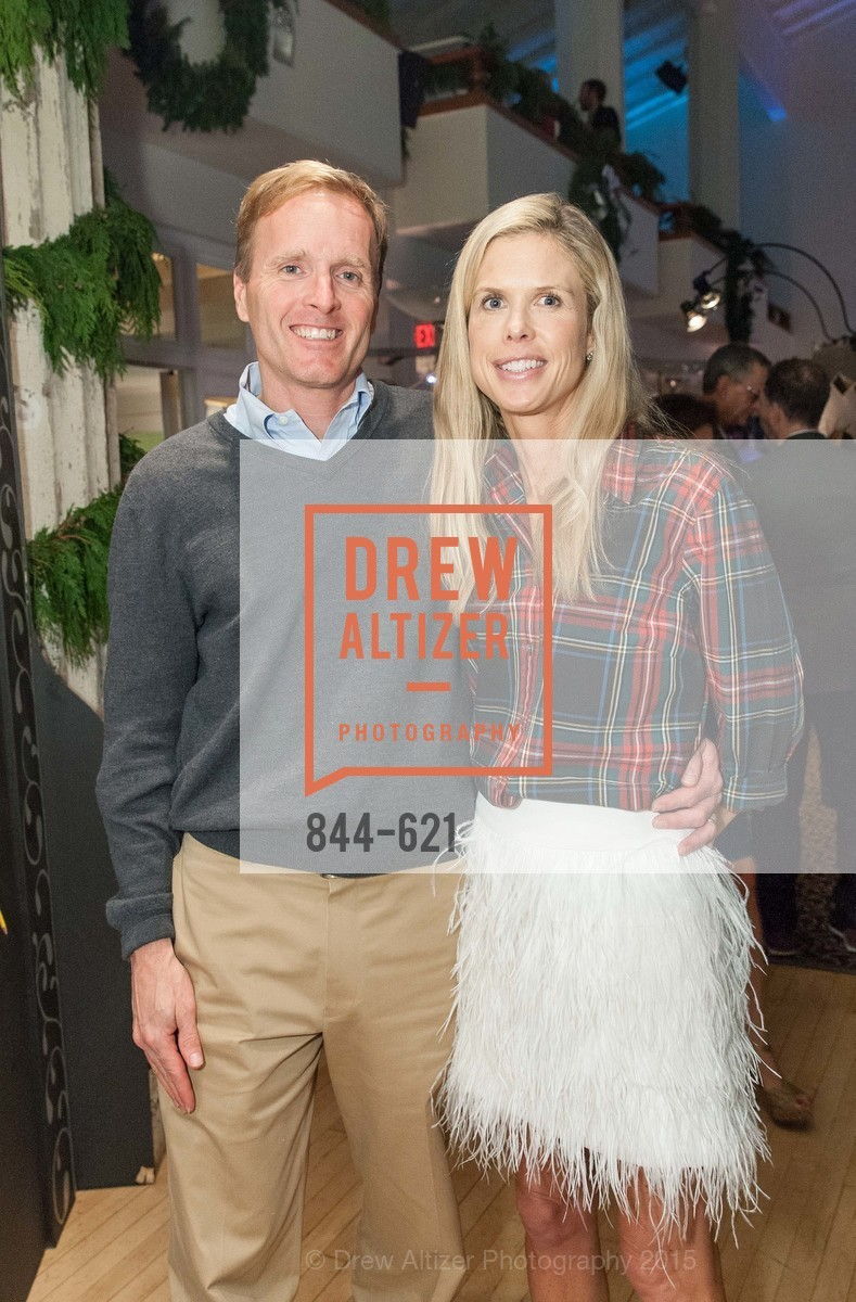 Mark Leary, Courtney Leary, Children of Shelters' Jingle and Mingle, Golden Gate Club. 135 Fisher Loop, December 3rd, 2015,Drew Altizer, Drew Altizer Photography, full-service agency, private events, San Francisco photographer, photographer california