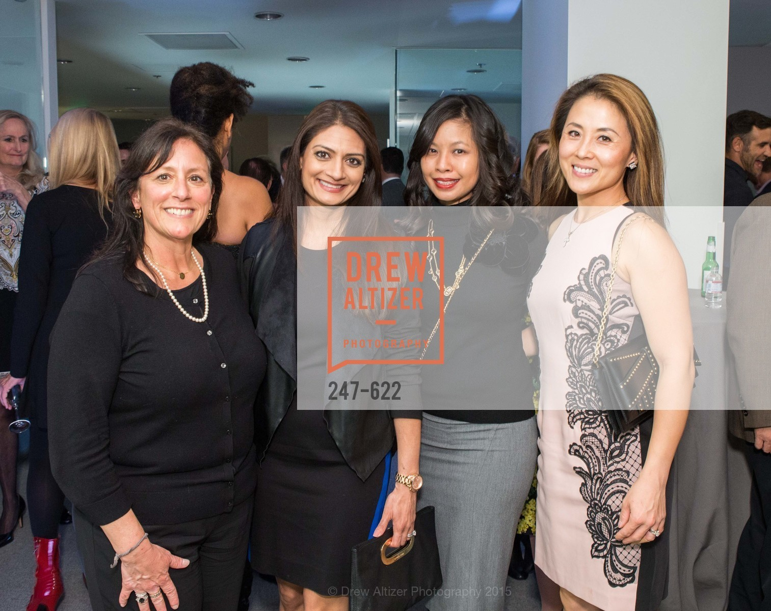 Gina Haggarty, Hina Maheshwari, Rodhelen Liao, Ting Conway, Pacific Union's Club 1699, Pacific Union. 1699 Van Ness Ave, December 3rd, 2015,Drew Altizer, Drew Altizer Photography, full-service agency, private events, San Francisco photographer, photographer california