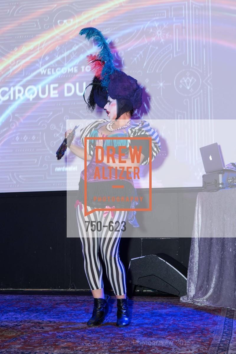 Performance, NerdWallet's Cirque Du Nerd, December 4th, 2015, Photo,Drew Altizer, Drew Altizer Photography, full-service agency, private events, San Francisco photographer, photographer california