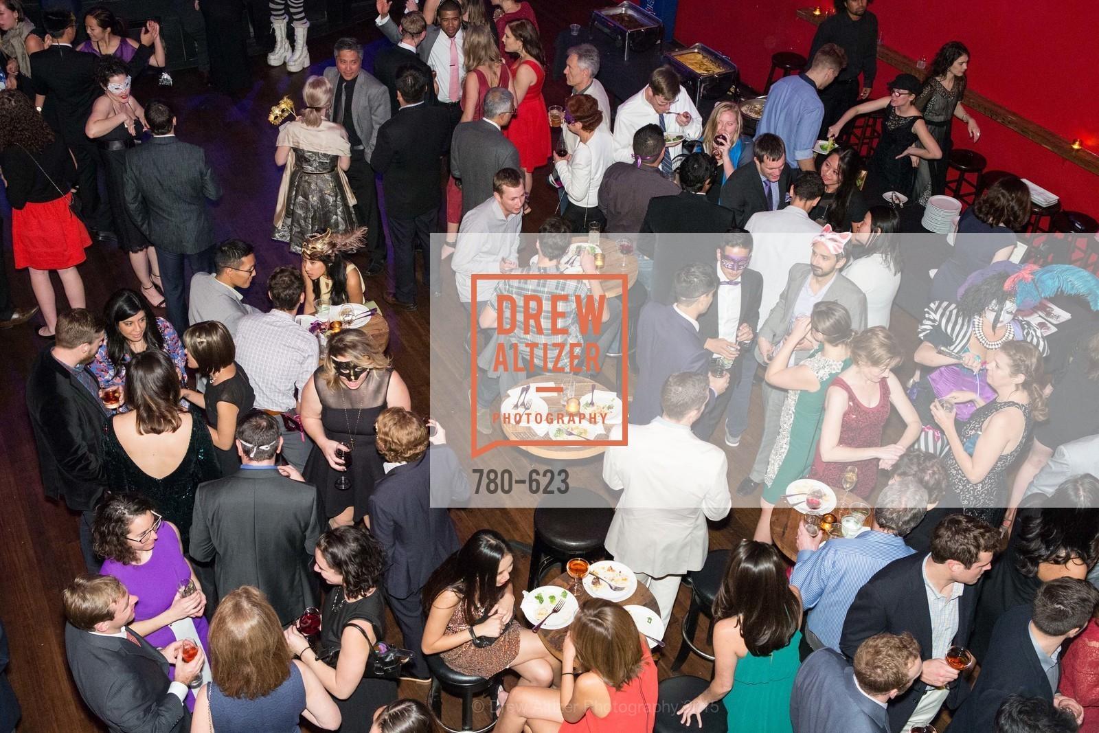 Atmosphere, NerdWallet's Cirque Du Nerd, December 4th, 2015, Photo,Drew Altizer, Drew Altizer Photography, full-service agency, private events, San Francisco photographer, photographer california