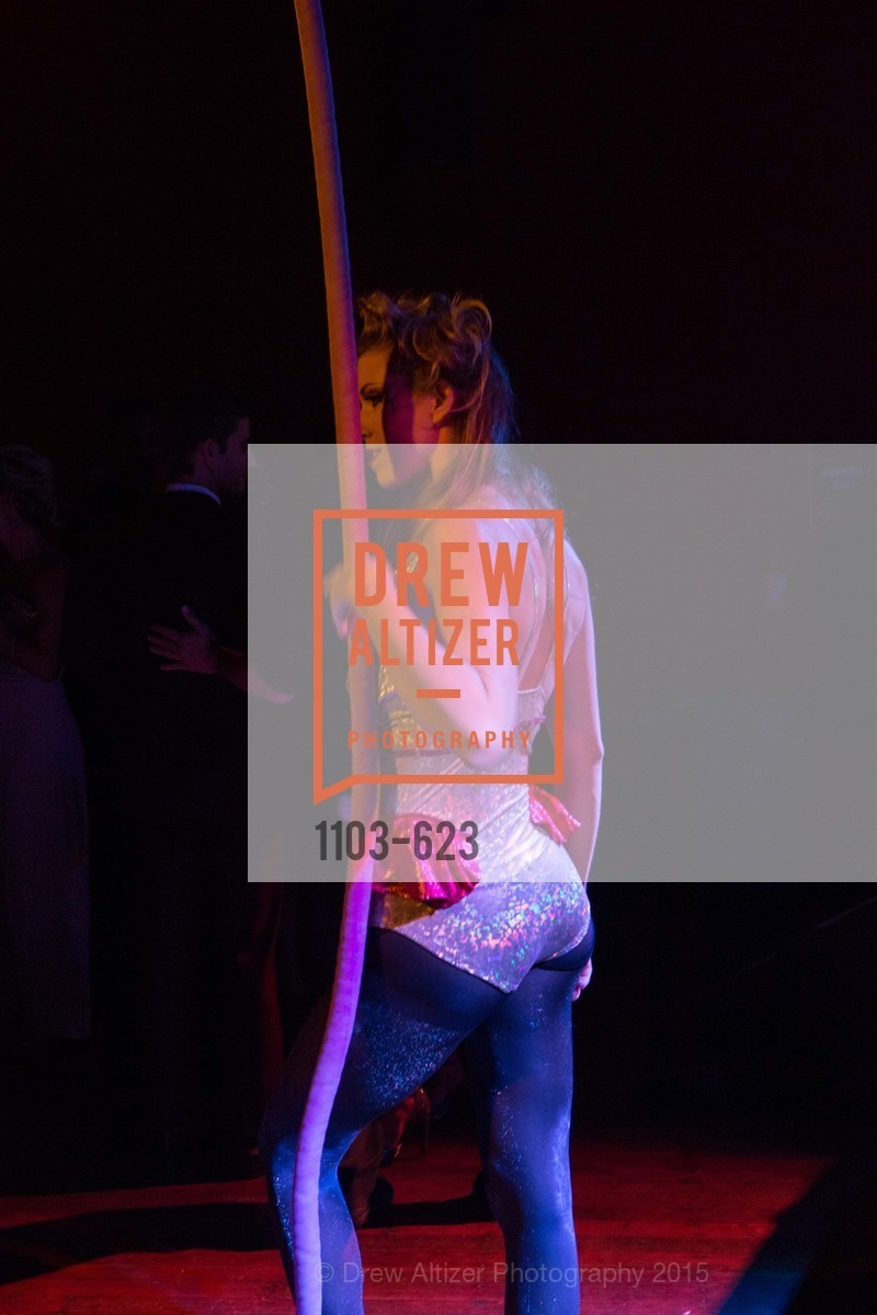 Performance, NerdWallet's Cirque Du Nerd, December 4th, 2015, Photo,Drew Altizer, Drew Altizer Photography, full-service agency, private events, San Francisco photographer, photographer california