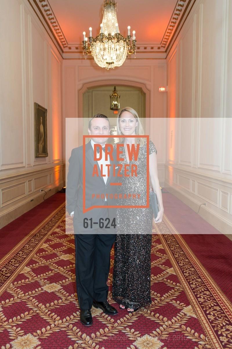 Bruce Frey, Carolyn Frey, 2015 Raphael House Gala