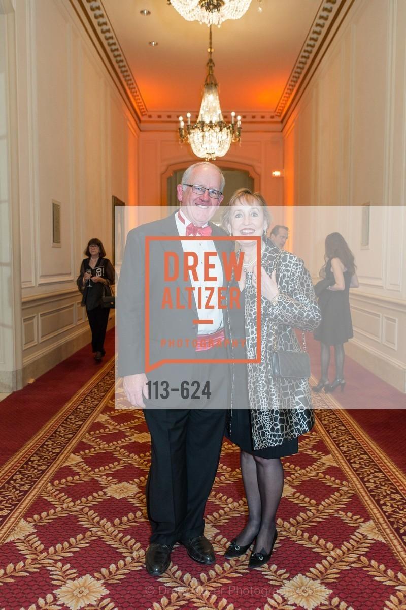 Harry Chapman, Janet Chapman, 2015 Raphael House Gala