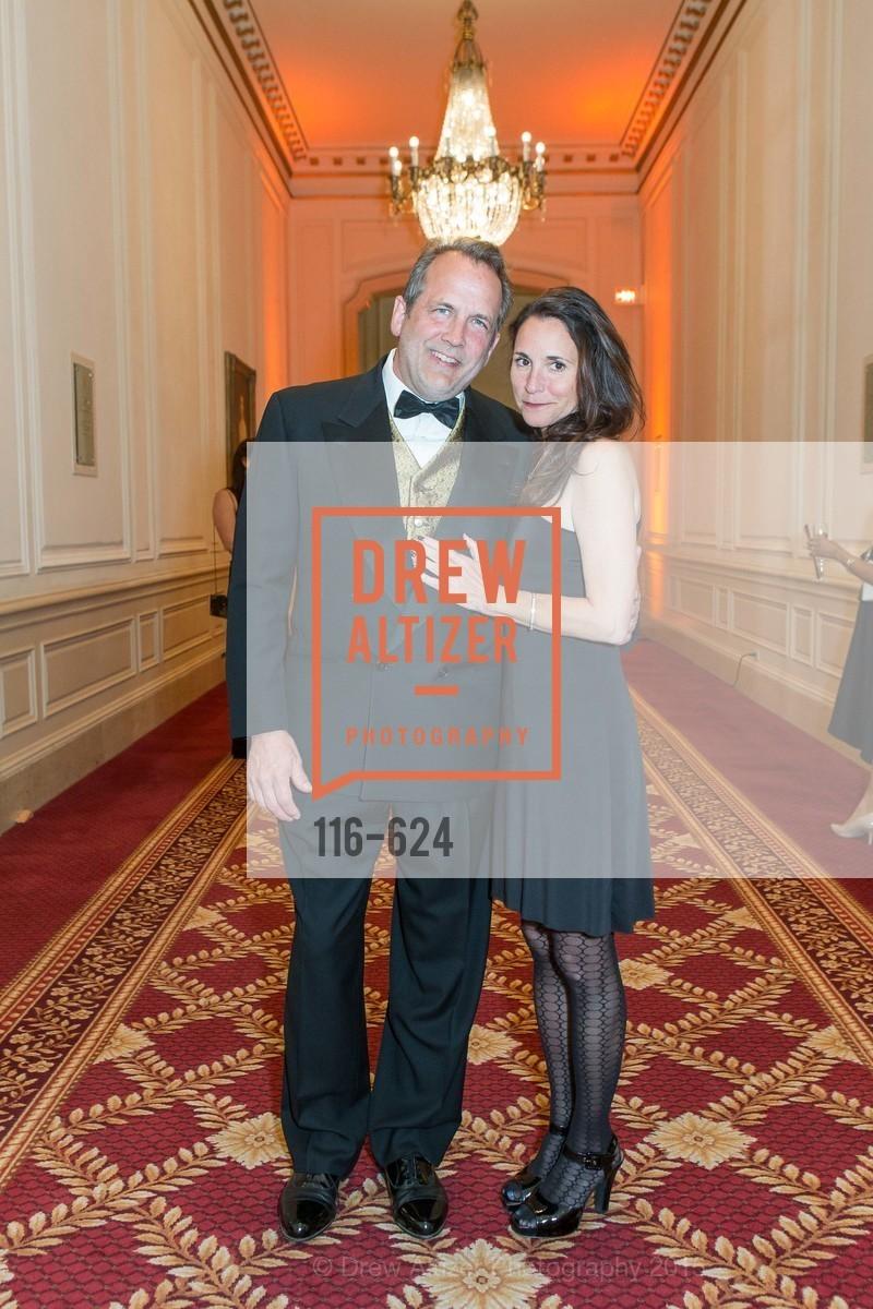 Mark Hanson, Michelle Hanson, 2015 Raphael House Gala