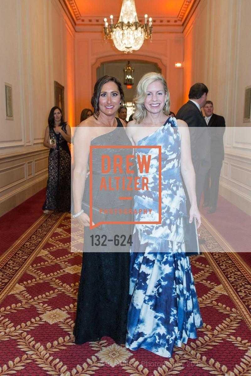 Alison Lanigan, Erin Collier, 2015 Raphael House Gala