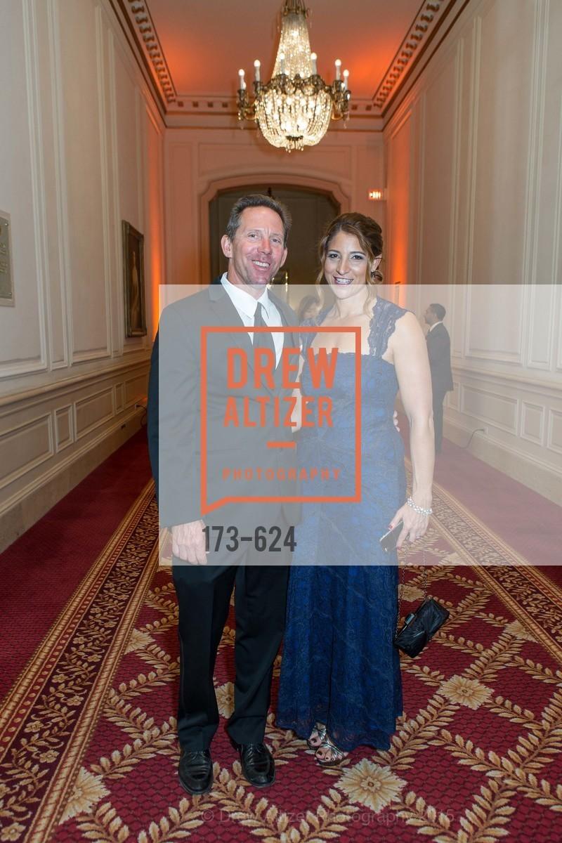 Eric Svendberg, Katie Svendberg, 2015 Raphael House Gala