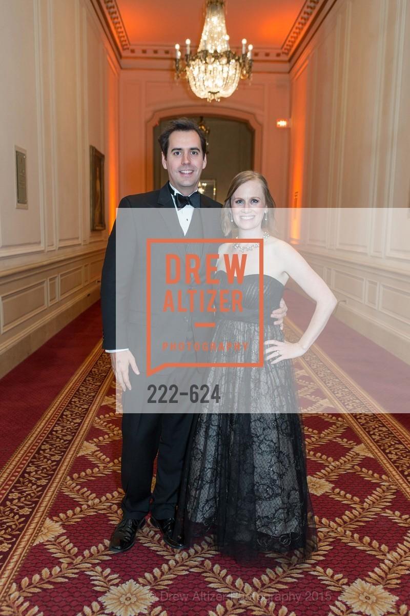 Matt Eccleston, Jocelyn Eccleston, 2015 Raphael House Gala