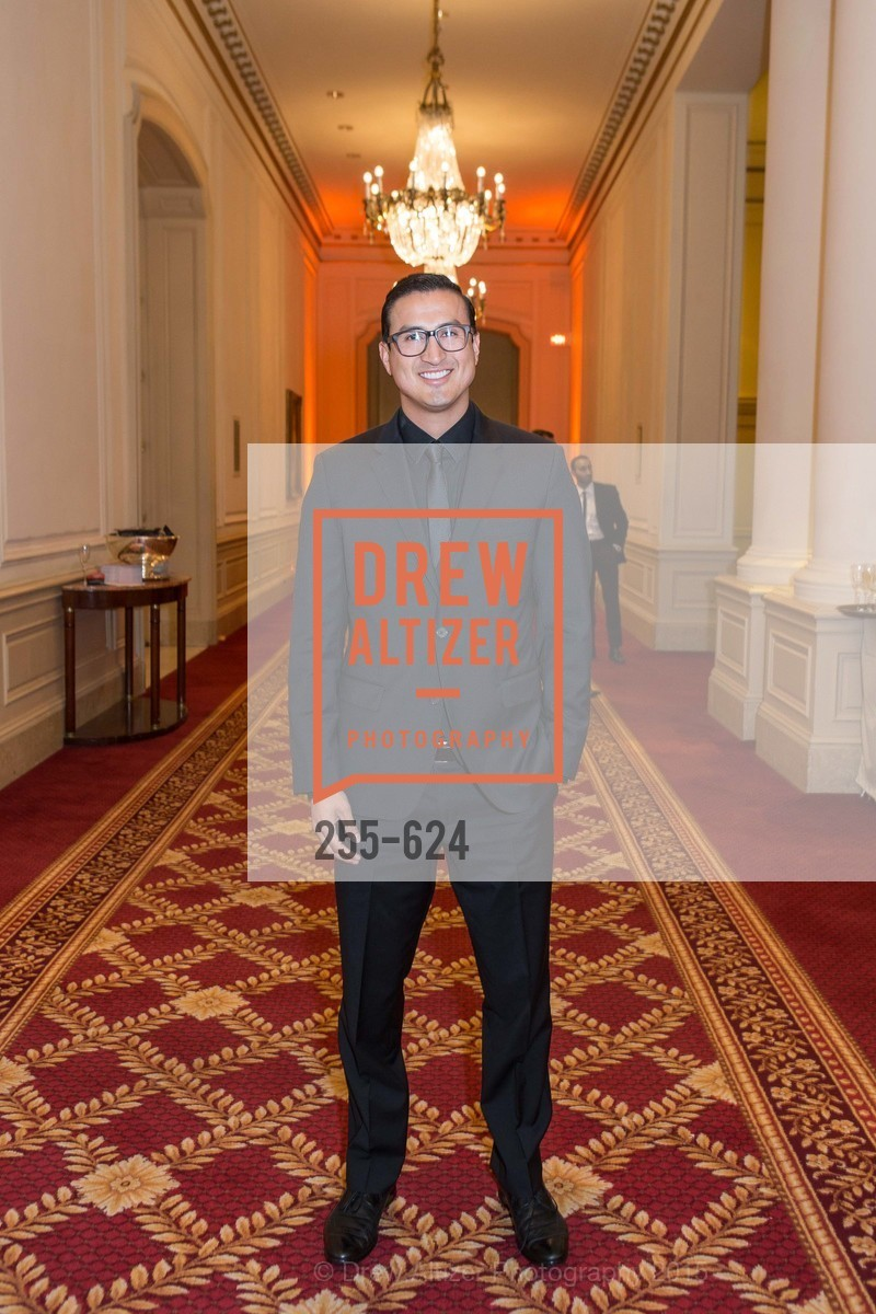 Frankie Arias, 2015 Raphael House Gala