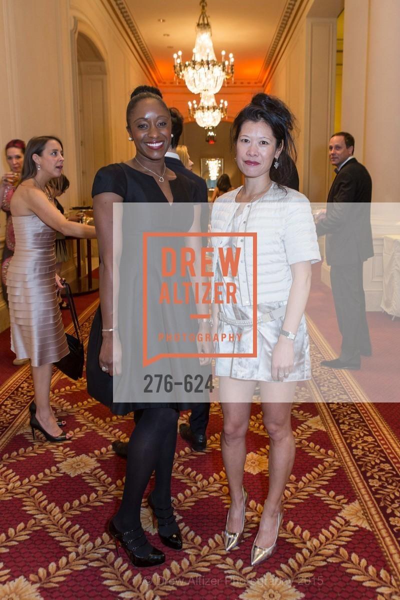 Whitney Gibson, Tri Phan, 2015 Raphael House Gala