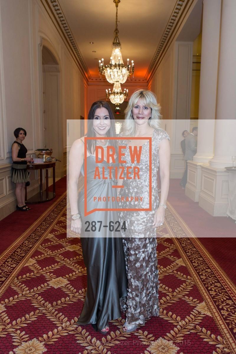Marybeth Lamotte, Kimberly Sharp, 2015 Raphael House Gala