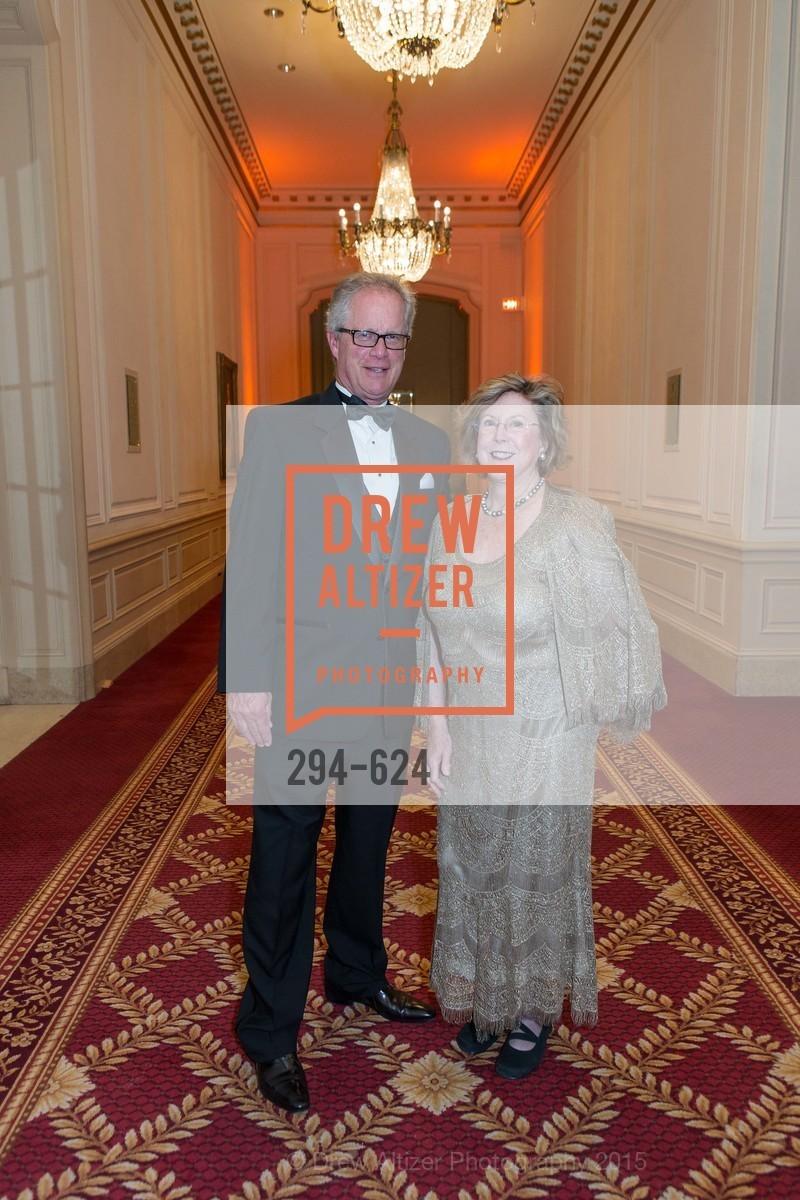 Kevin VanderWal, Barbara Keck, 2015 Raphael House Gala