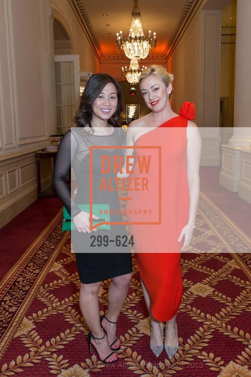 Stephanie Kim, Jessica White, 2015 Raphael House Gala