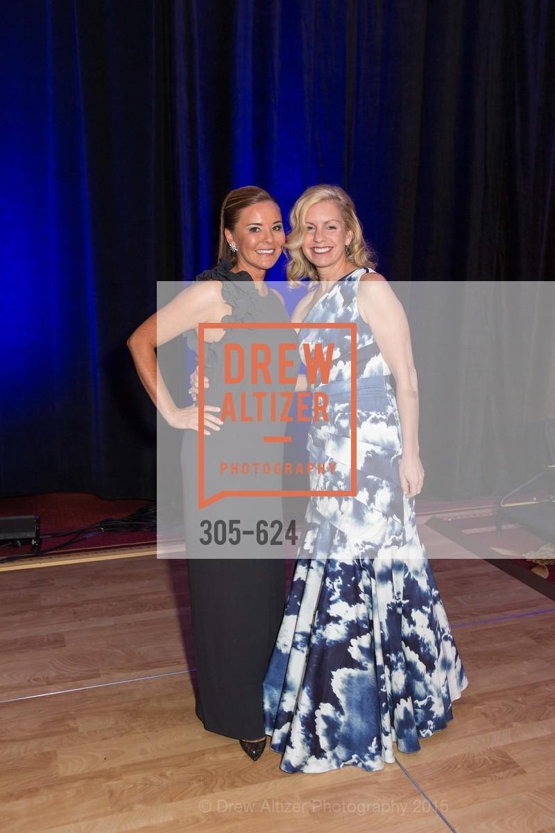 Judy Davies, Erin Collier, 2015 Raphael House Gala