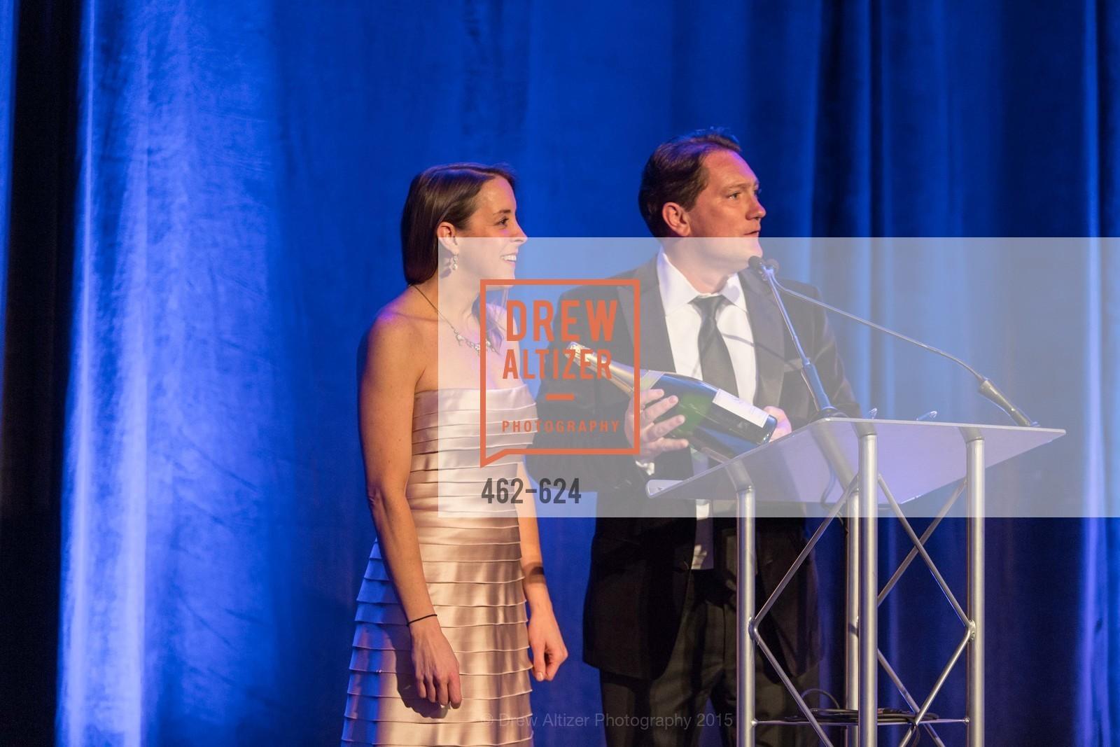 Erin Reeser, Liam Mayclem, 2015 Raphael House Gala