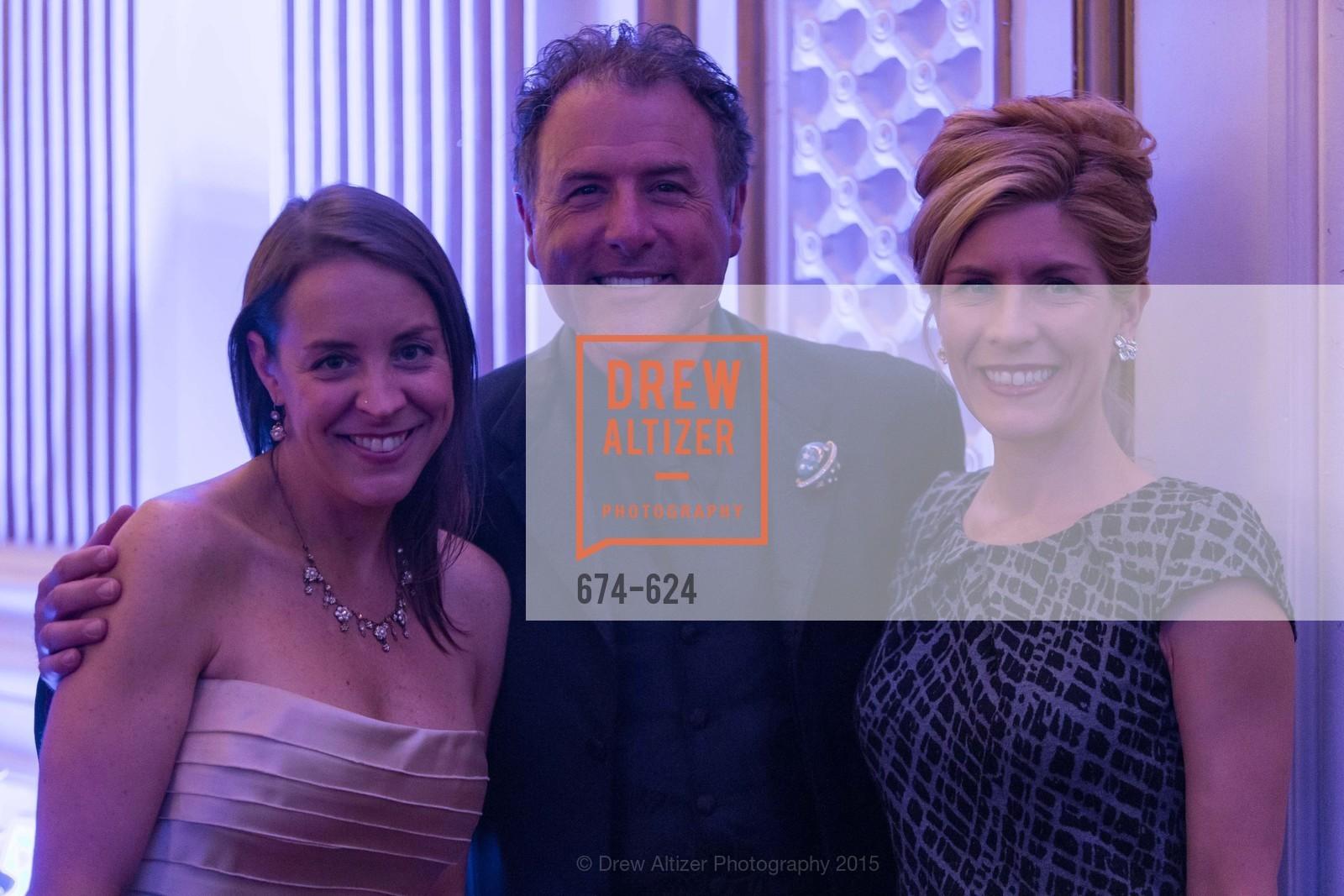 Erin Reeser, Patrick Martin, 2015 Raphael House Gala