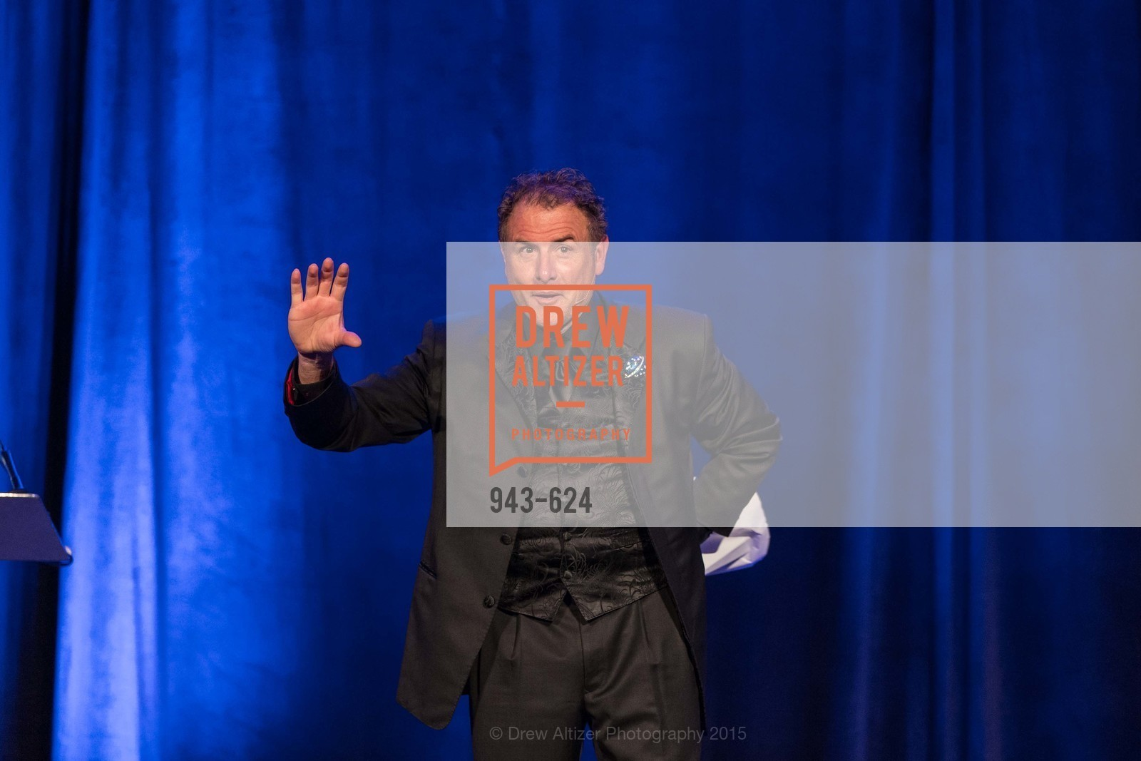 Patrick Martin, 2015 Raphael House Gala