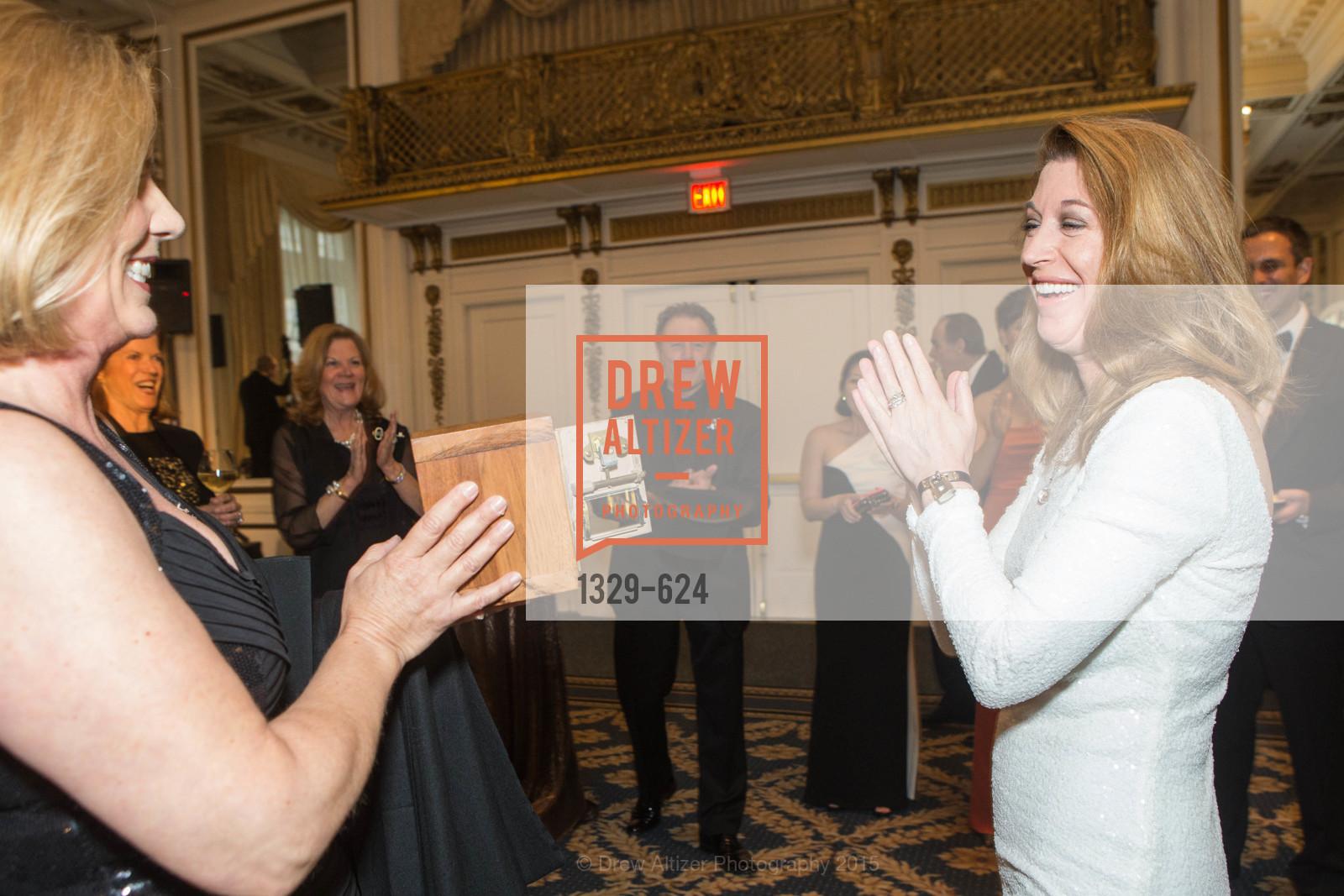Patty Kampmann, 2015 Raphael House Gala