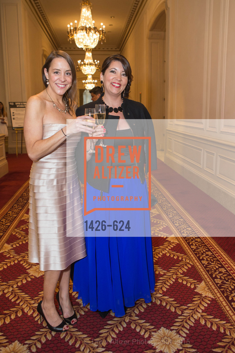 Erin Reeser, Kimberly Pape, 2015 Raphael House Gala