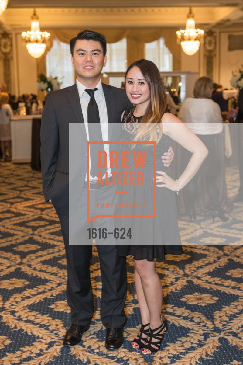 David Huang, Viennelyn Copero, 2015 Raphael House Gala