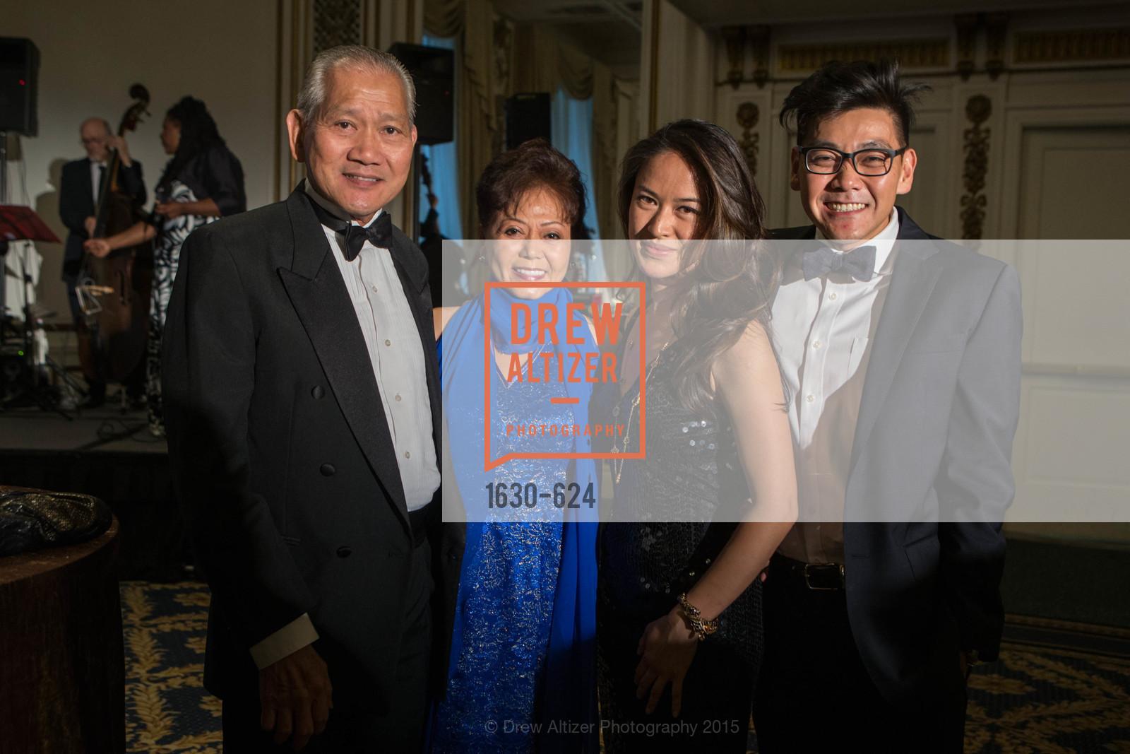 Josie Mai, Melvin Lau, 2015 Raphael House Gala