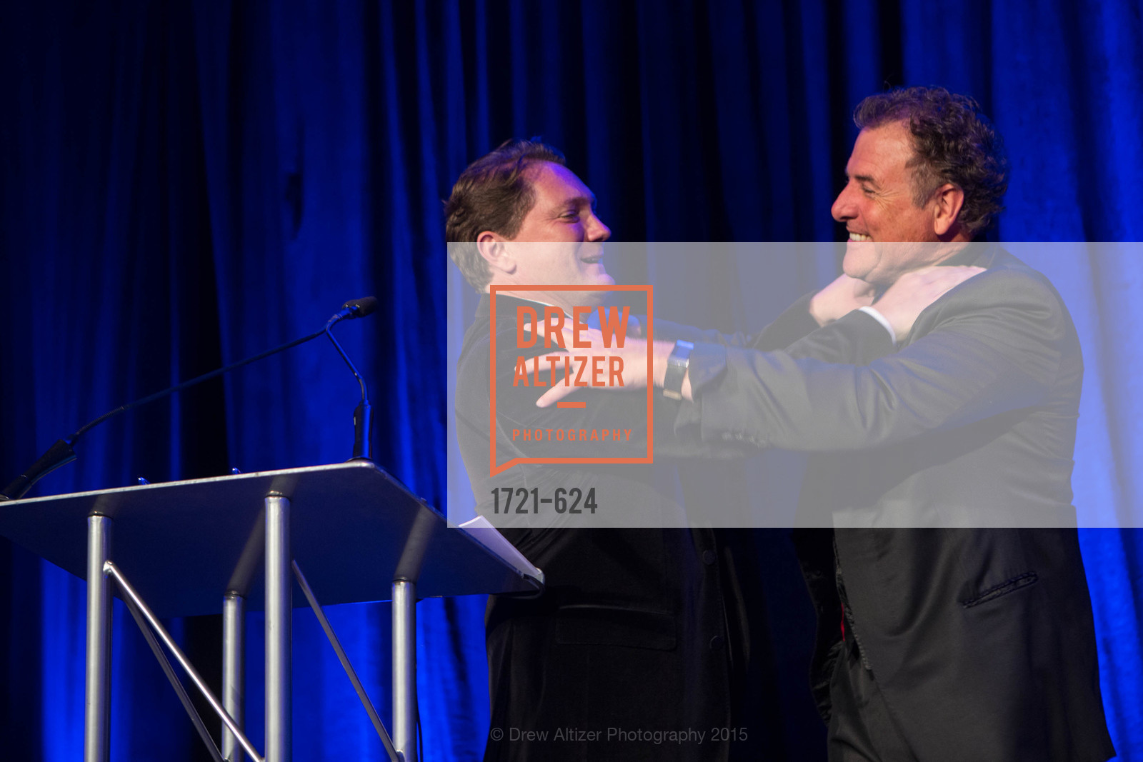 Liam Mayclem, Patrick Martin, 2015 Raphael House Gala