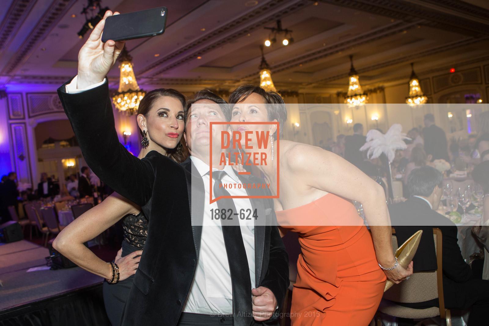 Liam Mayclem, Kate Smith, 2015 Raphael House Gala
