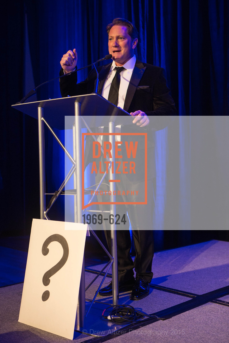 Liam Mayclem, 2015 Raphael House Gala