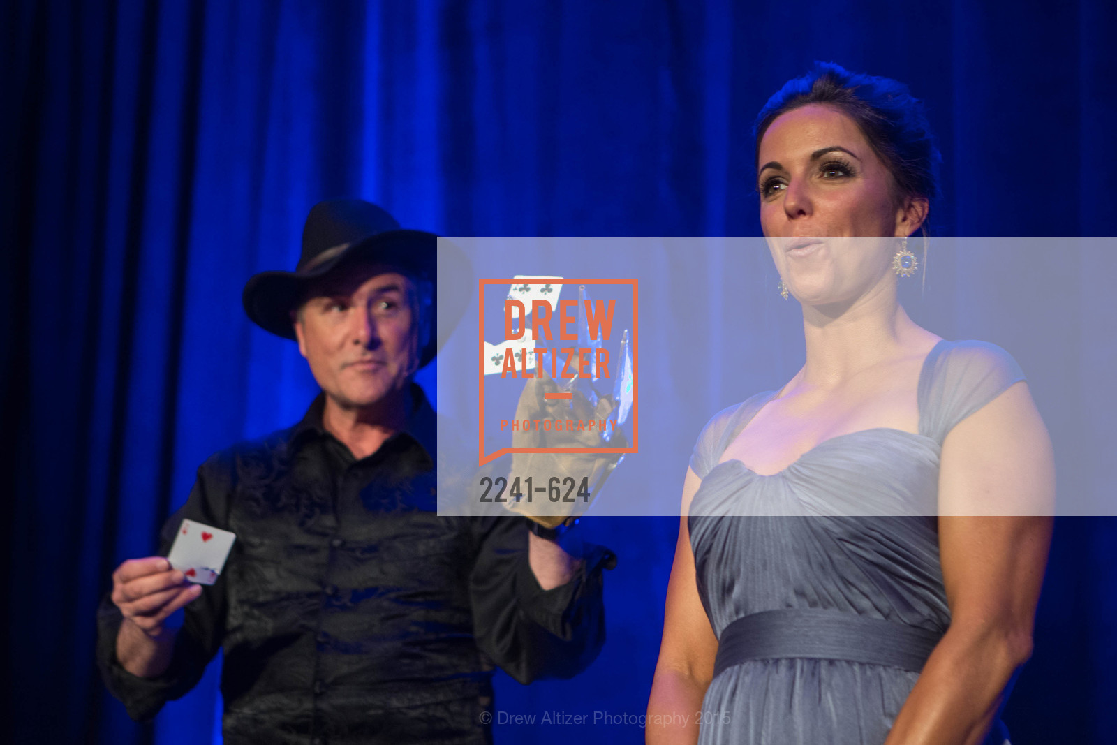 Patrick Martin, Lauren Eastman, 2015 Raphael House Gala