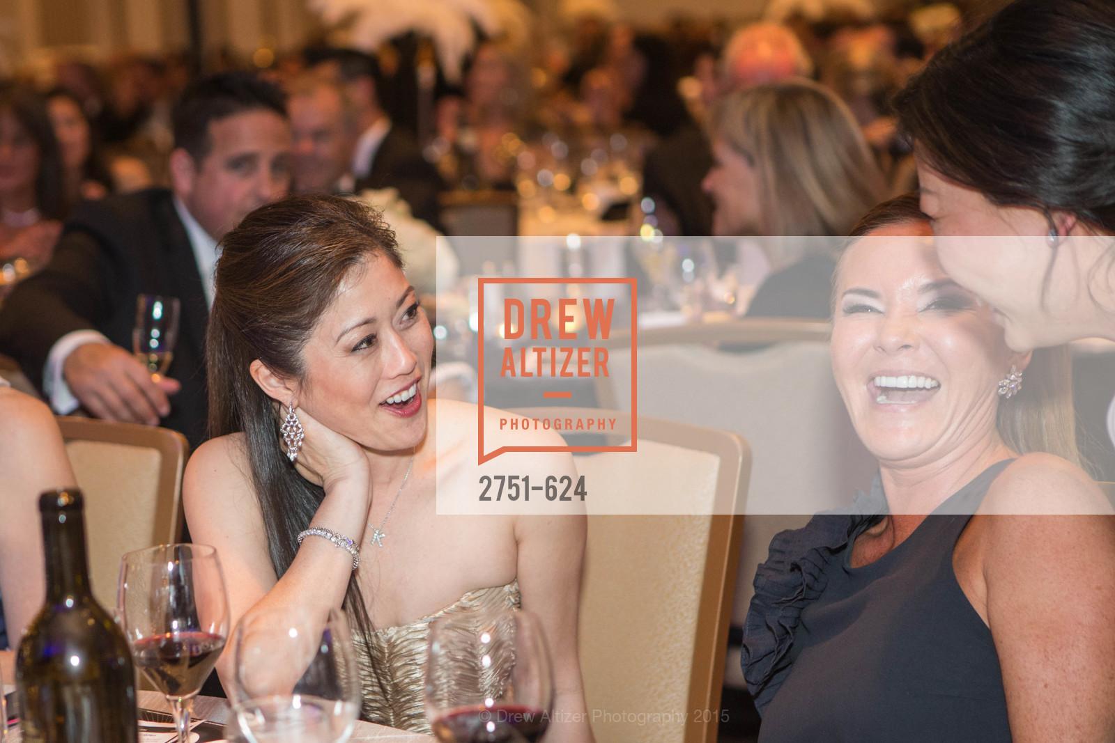 Kristi Yamaguchi, Judy Davies, 2015 Raphael House Gala
