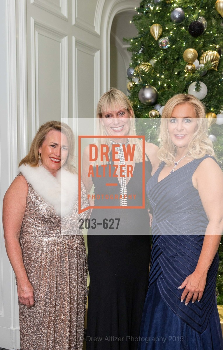 Karen Haake, Debbie Jagel, Michelle Rose, Sovereign Order Of St John of Jerusalem Knights Hospitaller Gala, Ritz Carlton San Francisco, December 5th, 2015,Drew Altizer, Drew Altizer Photography, full-service agency, private events, San Francisco photographer, photographer california