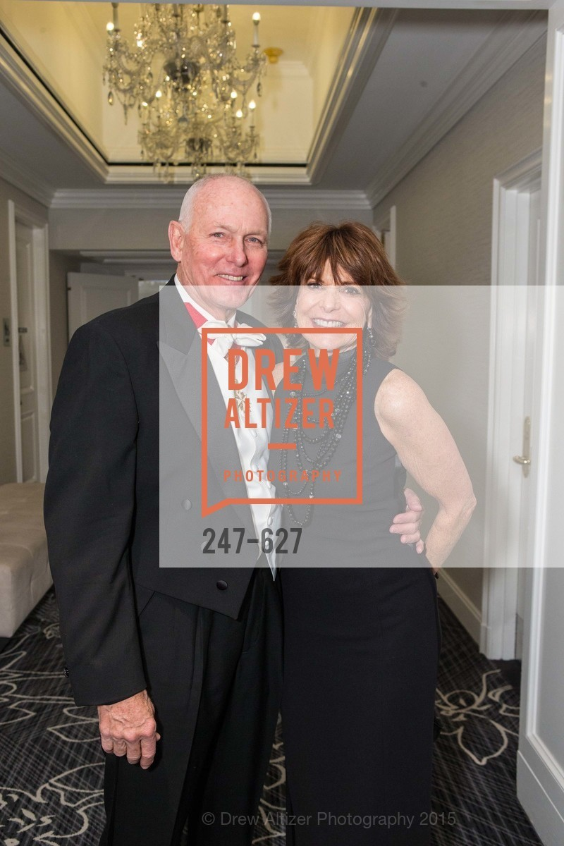 Larry Hester, Jackie Hester, Sovereign Order Of St John of Jerusalem Knights Hospitaller Gala, Ritz Carlton San Francisco, December 5th, 2015,Drew Altizer, Drew Altizer Photography, full-service agency, private events, San Francisco photographer, photographer california