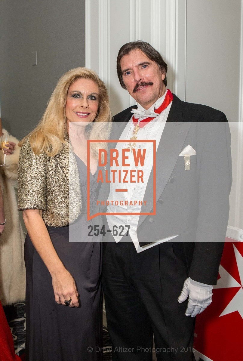 Jacqueline Jacoby, John Rosin, Sovereign Order Of St John of Jerusalem Knights Hospitaller Gala, Ritz Carlton San Francisco, December 5th, 2015,Drew Altizer, Drew Altizer Photography, full-service agency, private events, San Francisco photographer, photographer california