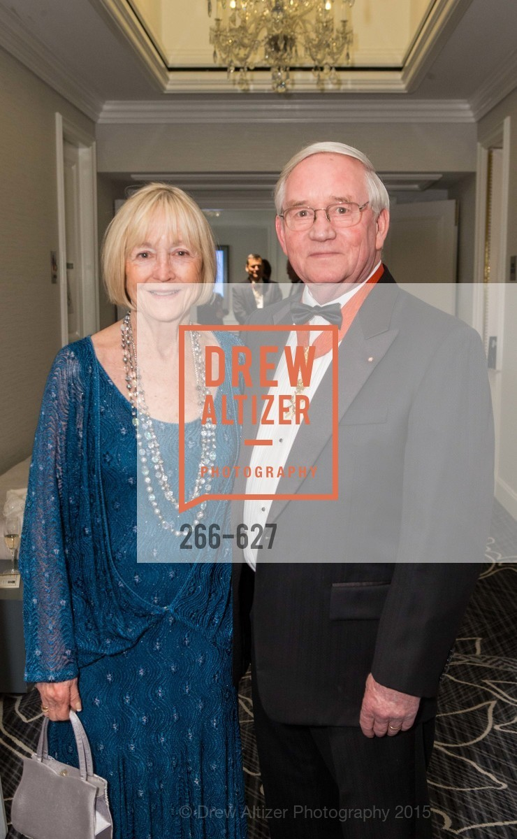 Sara Attaway, Randy Attaway, Sovereign Order Of St John of Jerusalem Knights Hospitaller Gala, Ritz Carlton San Francisco, December 5th, 2015,Drew Altizer, Drew Altizer Photography, full-service agency, private events, San Francisco photographer, photographer california