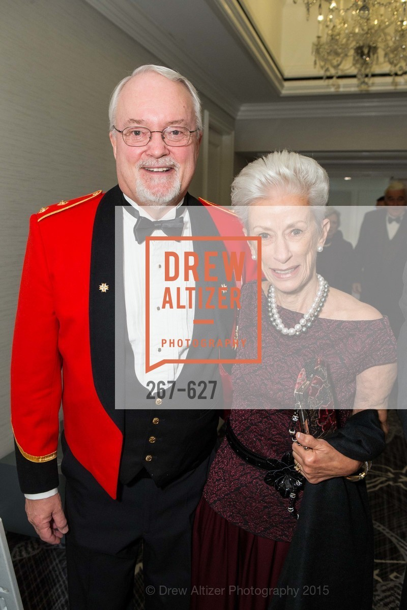 Ian Reid, Viviane Reid, Sovereign Order Of St John of Jerusalem Knights Hospitaller Gala, Ritz Carlton San Francisco, December 5th, 2015,Drew Altizer, Drew Altizer Photography, full-service agency, private events, San Francisco photographer, photographer california
