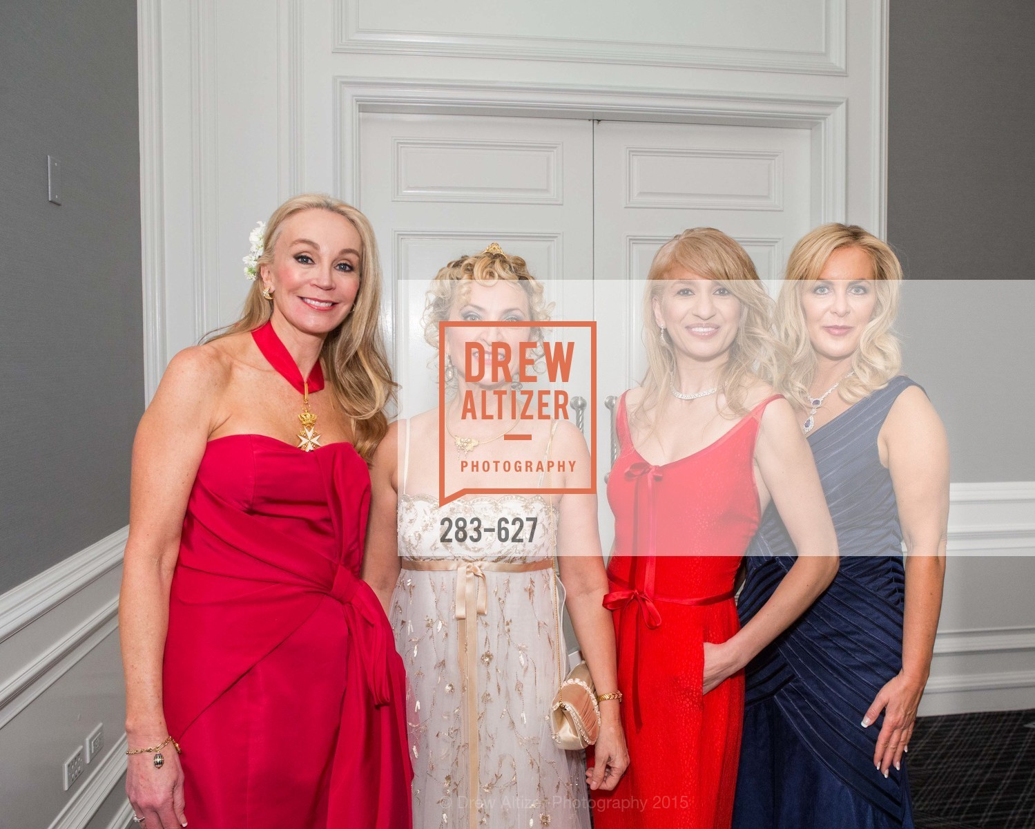Giselle Anna Parry, Yuliya Voroninskaya, Navid Armstrong, Michelle Rose, Sovereign Order Of St John of Jerusalem Knights Hospitaller Gala, Ritz Carlton San Francisco, December 5th, 2015,Drew Altizer, Drew Altizer Photography, full-service agency, private events, San Francisco photographer, photographer california