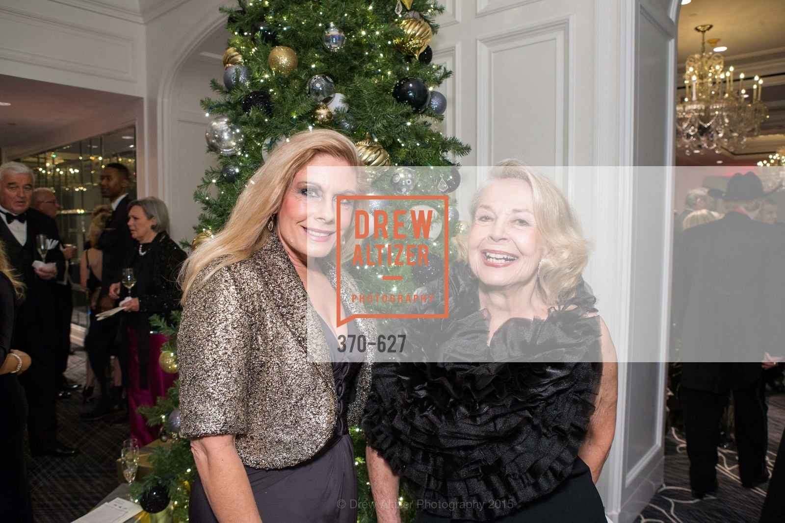 Jacqueline Jacoby, Irene Bechtel, Sovereign Order Of St John of Jerusalem Knights Hospitaller Gala, Ritz Carlton San Francisco, December 5th, 2015,Drew Altizer, Drew Altizer Photography, full-service event agency, private events, San Francisco photographer, photographer California