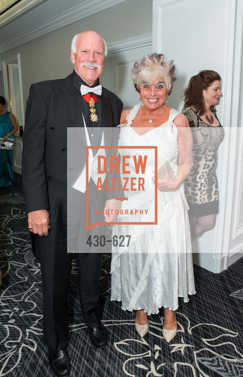 Ken Price, Diane Price, Sovereign Order Of St John of Jerusalem Knights Hospitaller Gala, Ritz Carlton San Francisco, December 5th, 2015,Drew Altizer, Drew Altizer Photography, full-service agency, private events, San Francisco photographer, photographer california