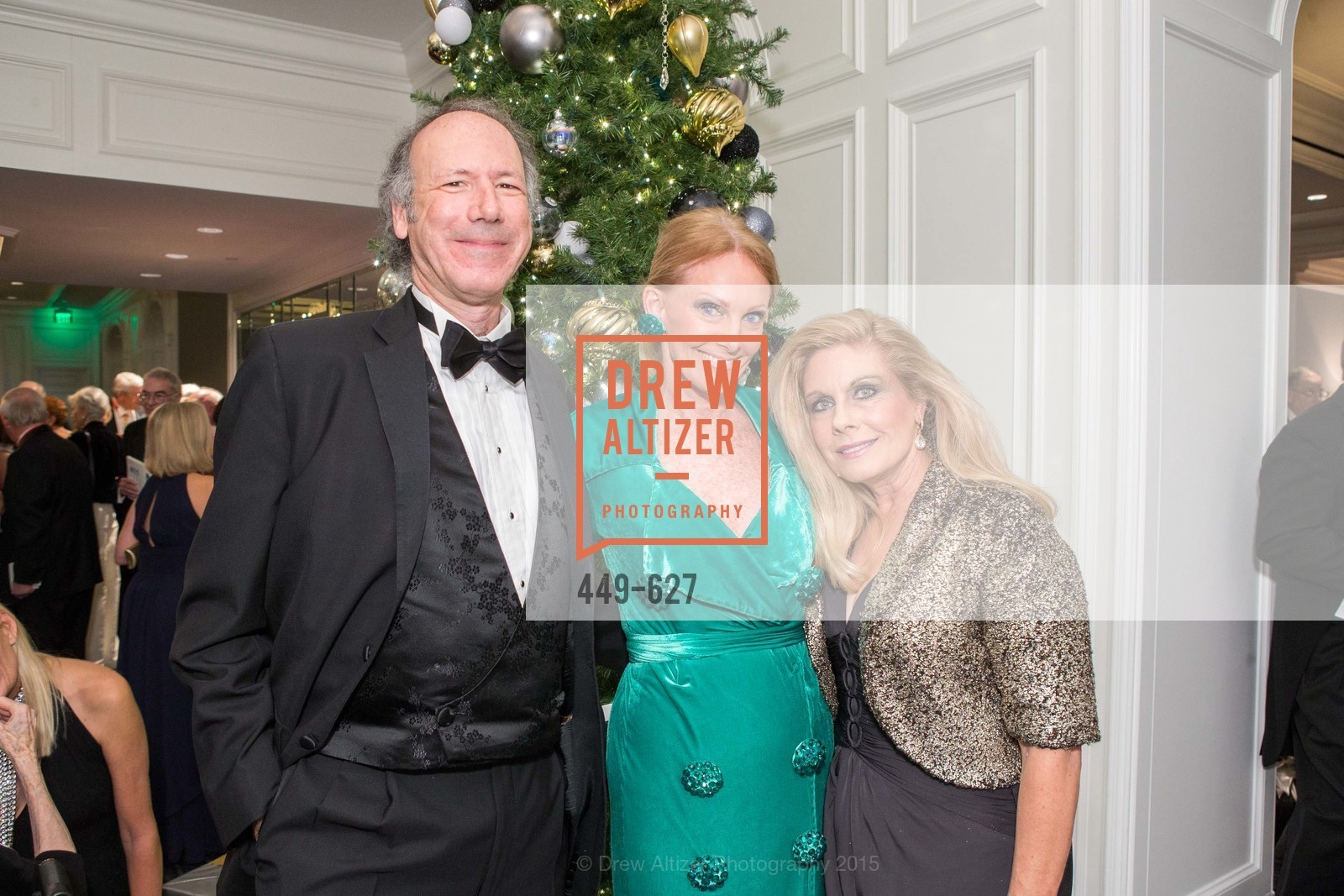 Tom Barrett, Belinda Berry, Jacqueline Jacoby, Sovereign Order Of St John of Jerusalem Knights Hospitaller Gala, Ritz Carlton San Francisco, December 5th, 2015,Drew Altizer, Drew Altizer Photography, full-service agency, private events, San Francisco photographer, photographer california
