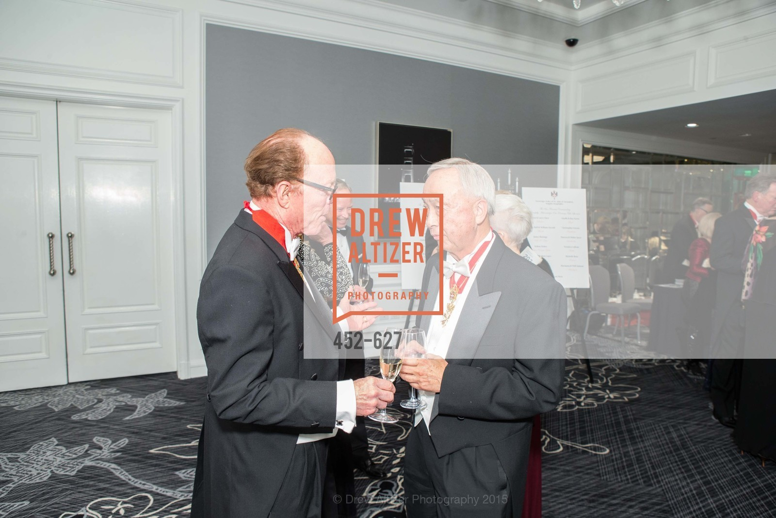 Ray Farris, Larry Chew, Sovereign Order Of St John of Jerusalem Knights Hospitaller Gala, Ritz Carlton San Francisco, December 5th, 2015,Drew Altizer, Drew Altizer Photography, full-service agency, private events, San Francisco photographer, photographer california