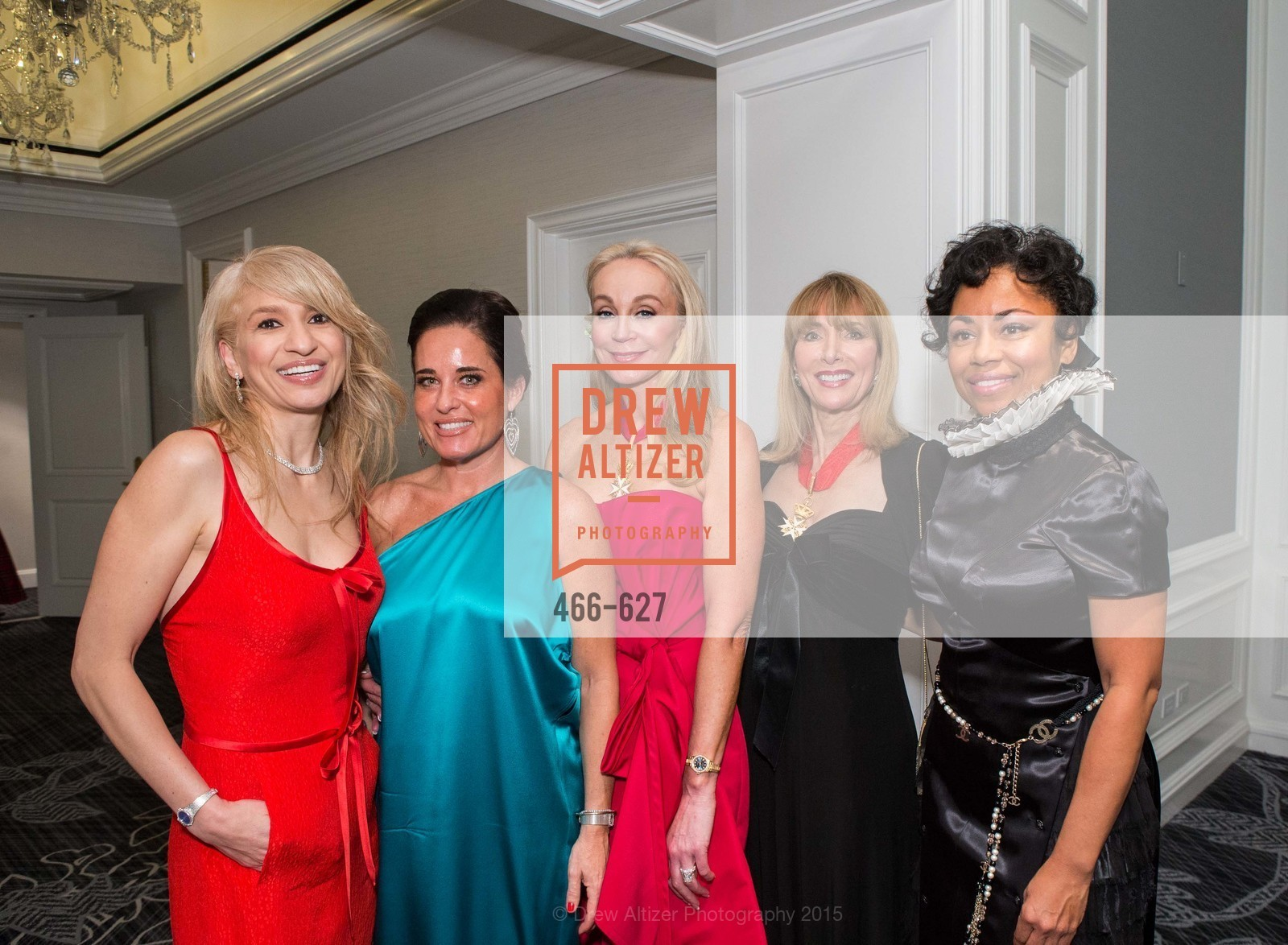 Navid Armstrong, Natalia Urrutia, Giselle Parry, Sydene Kober, Tanya Powell, Sovereign Order Of St John of Jerusalem Knights Hospitaller Gala, Ritz Carlton San Francisco, December 5th, 2015,Drew Altizer, Drew Altizer Photography, full-service agency, private events, San Francisco photographer, photographer california