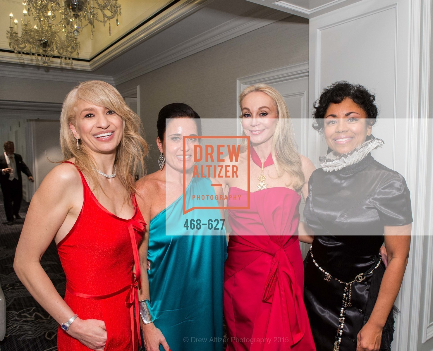 Navid Armstrong, Natalia Urrutia, Giselle Anna Parry, Tanya Powell, Sovereign Order Of St John of Jerusalem Knights Hospitaller Gala, Ritz Carlton San Francisco, December 5th, 2015,Drew Altizer, Drew Altizer Photography, full-service agency, private events, San Francisco photographer, photographer california