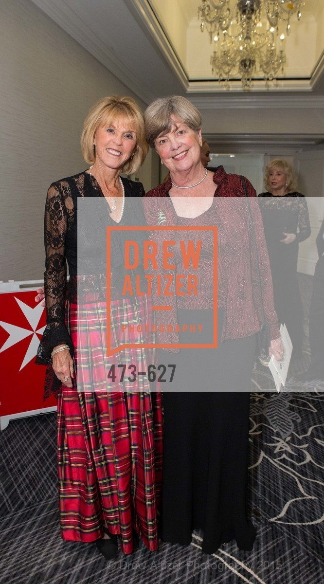 Mary Kay Marvin, Cecily Zazueta, Sovereign Order Of St John of Jerusalem Knights Hospitaller Gala, Ritz Carlton San Francisco, December 5th, 2015,Drew Altizer, Drew Altizer Photography, full-service agency, private events, San Francisco photographer, photographer california