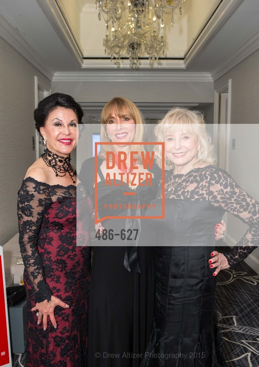 Marie Lopresto, Sydene Kober, Anita Del Grande, Sovereign Order Of St John of Jerusalem Knights Hospitaller Gala, Ritz Carlton San Francisco, December 5th, 2015,Drew Altizer, Drew Altizer Photography, full-service agency, private events, San Francisco photographer, photographer california