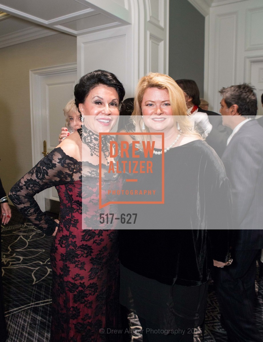 Marie Lopresto, Stephanie Lingle Beasley, Sovereign Order Of St John of Jerusalem Knights Hospitaller Gala, Ritz Carlton San Francisco, December 5th, 2015,Drew Altizer, Drew Altizer Photography, full-service agency, private events, San Francisco photographer, photographer california