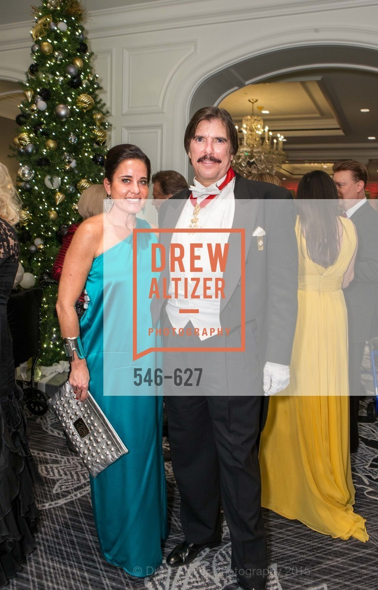 Natalia Urrutia, John Rosin, Sovereign Order Of St John of Jerusalem Knights Hospitaller Gala, Ritz Carlton San Francisco, December 5th, 2015,Drew Altizer, Drew Altizer Photography, full-service event agency, private events, San Francisco photographer, photographer California